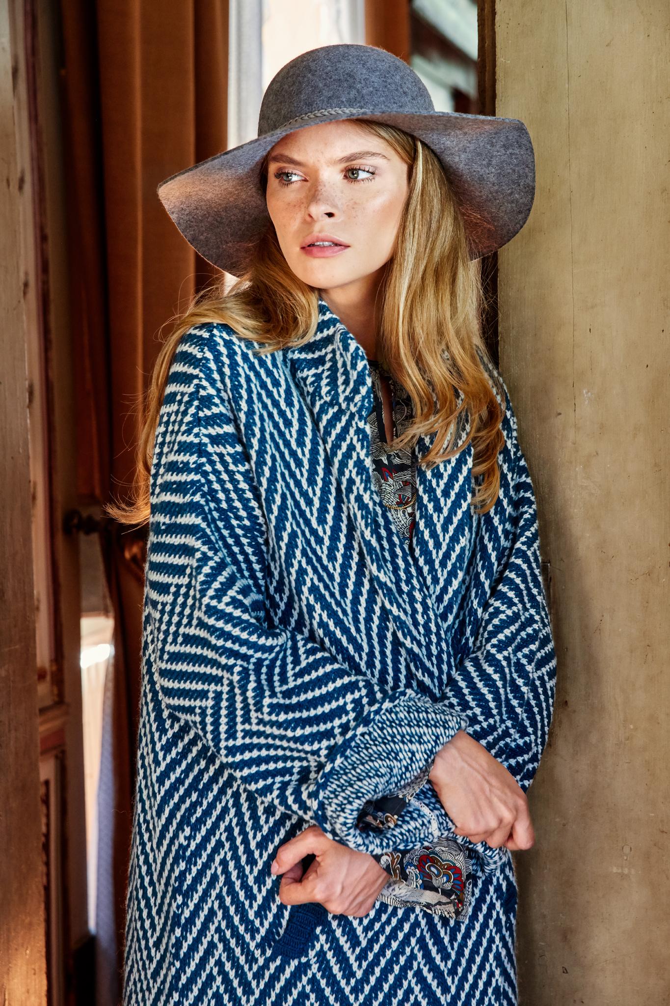 Lanidor Woman FW18 Spiritus Digital Work Isabel Pinto