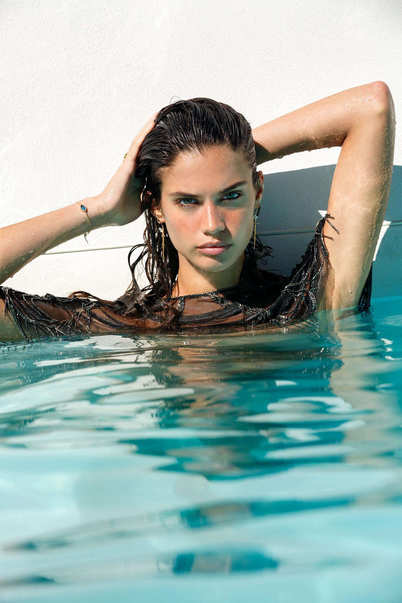 Sara Sampaio Vogue Editorial Spiritus Digital Work Isabel Pinto